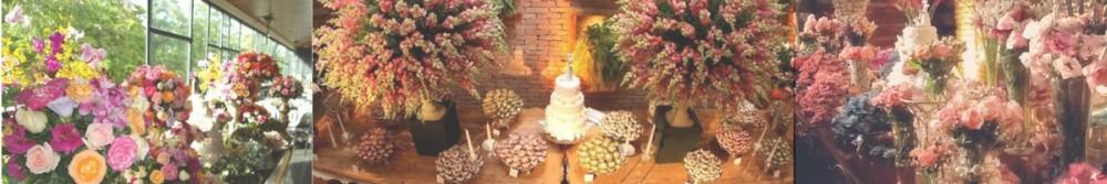 Decoração para casamentos e eventos