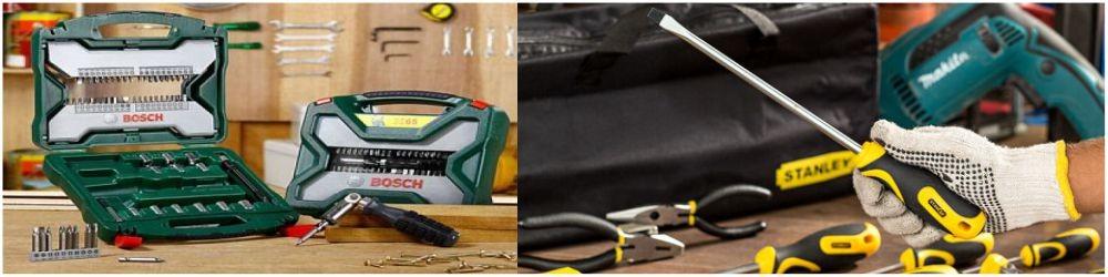 Kit ferramentas Bosch
