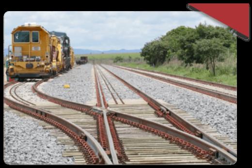Trabalhos realizados - Ferrovia - Genemp