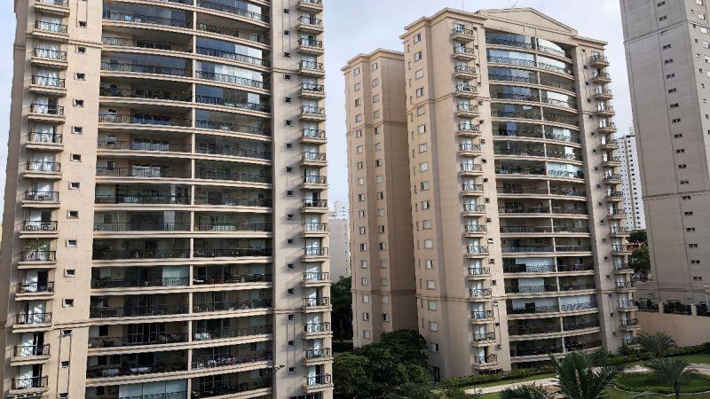 Condomínio Edifício Palais de L´Esysée – Vila Mascote / SP