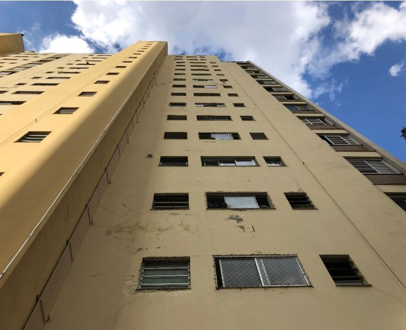 Condomínio Edifício Silvia – Vila Romana / SP