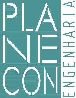 Logo da Eletrica Planecon