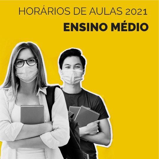 Calendários Ensino Médio