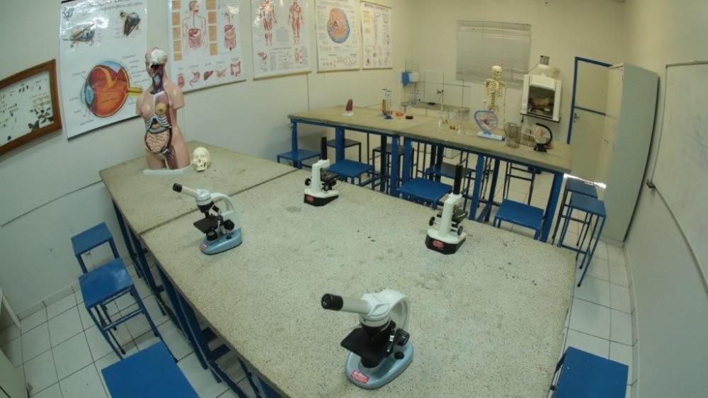 Laboratório de Ciêcias