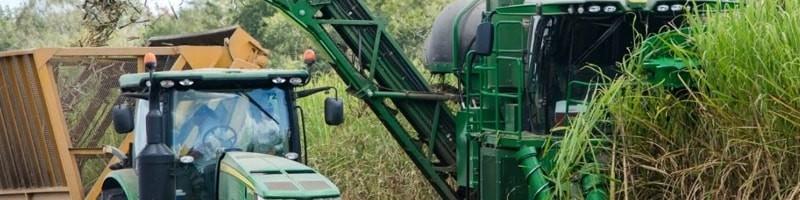 John Deere sugar cane harvester parts Picture