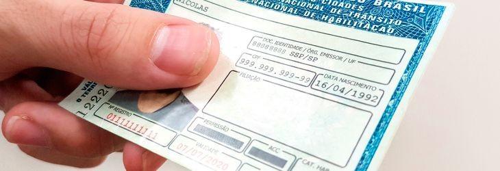 Imagem Suspensão de Cnh Recurso