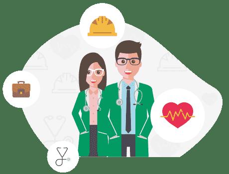 Soluções em saúde e segurança do trabalho
