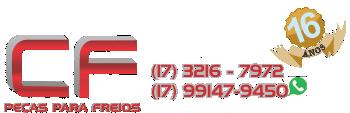 logotipo de CF Peças
