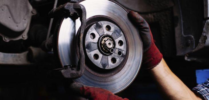 Imagem de Ilustração para Manutenção freios Automotivos