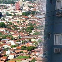 Pintura de prédio em Barretos
