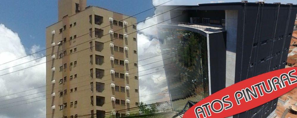 Pintura de prédio em Rio preto