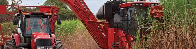 Case sugar cane harvester parts Picture