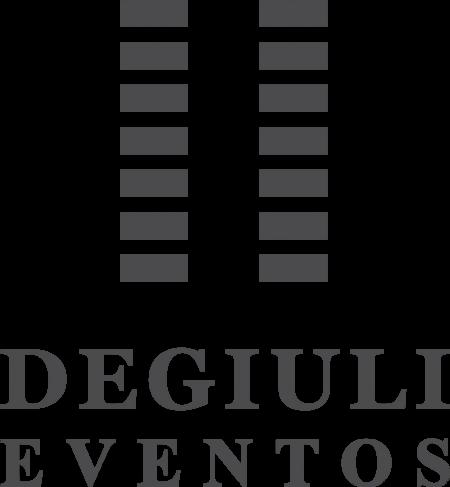 Logo De Giuli Locações e Produções
