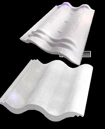 Coberture - Telha de Concreto Hidrofugada