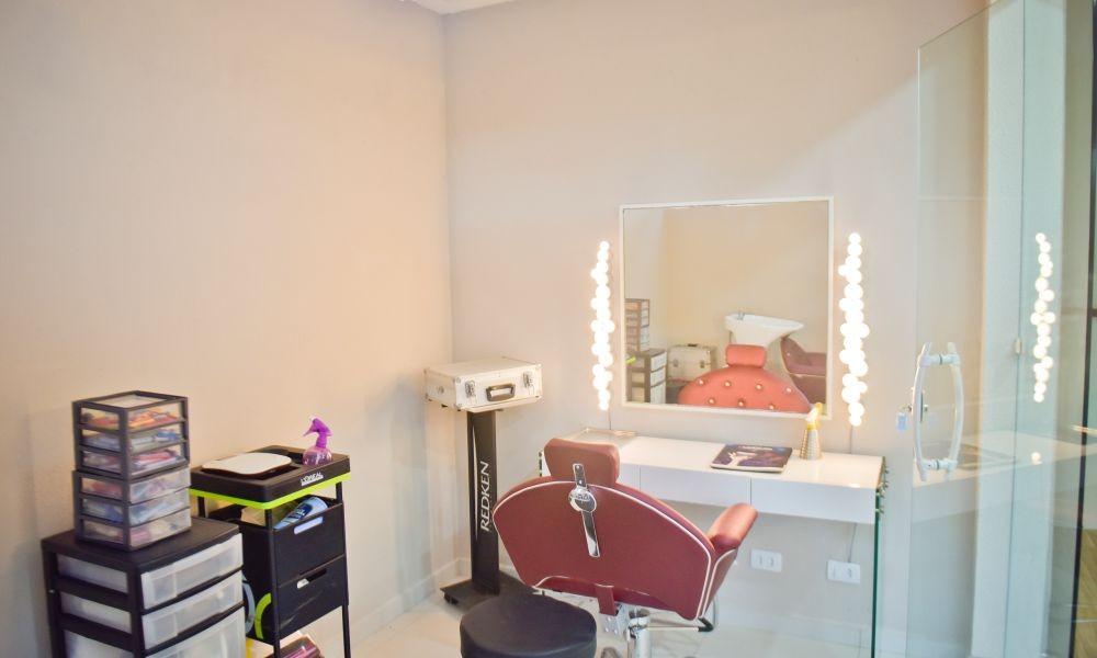 Sala maquiagem Residence Sucupira