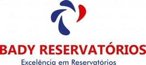 Logo • Bady Reservatórios