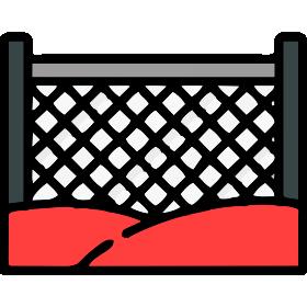 Ilustração Serviço Instalação e Manutenção de Alambrados