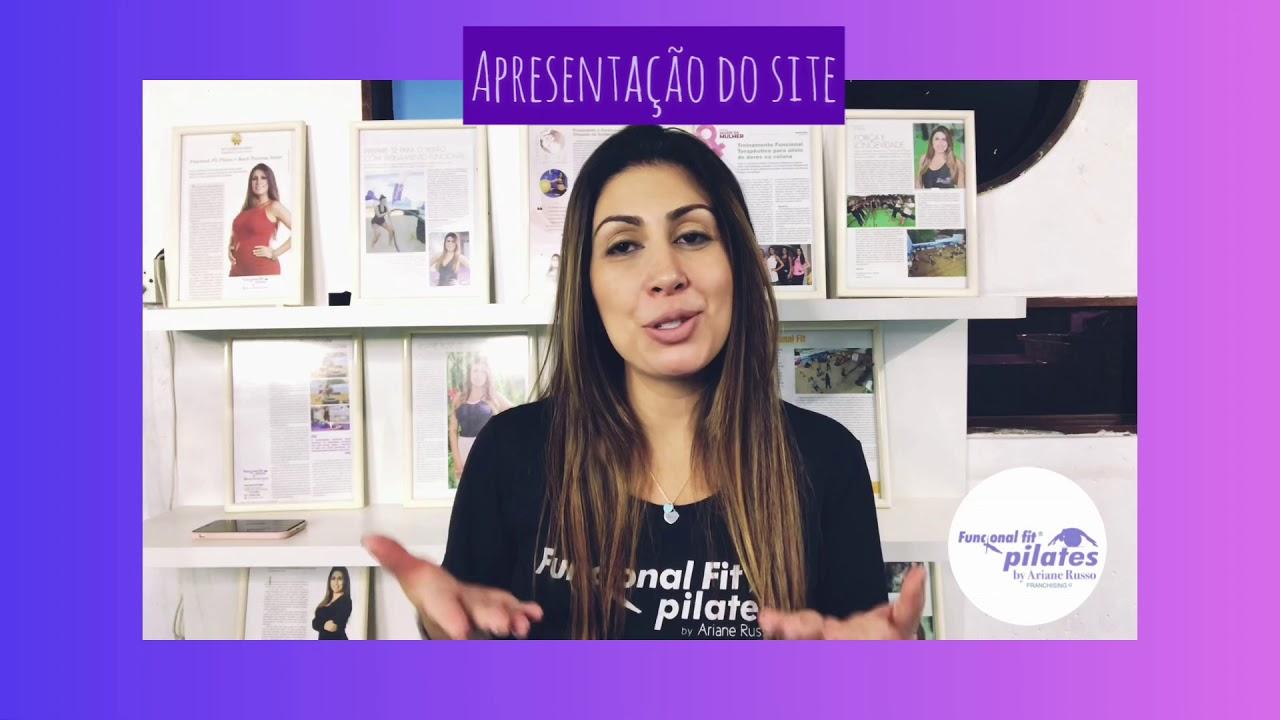 Thumbnail Vídeo Ariane Russo