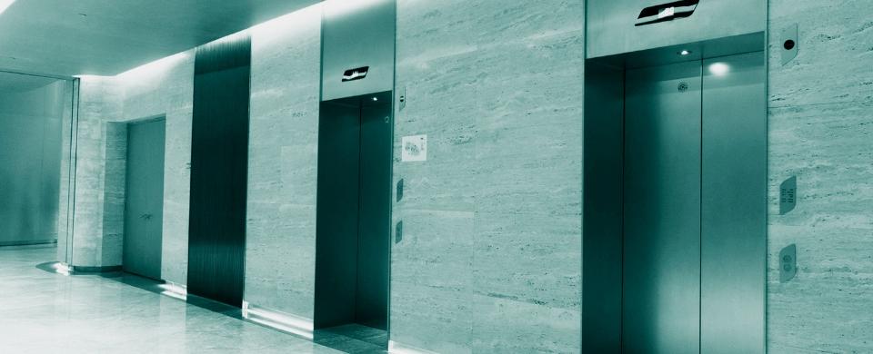 Elevador Elétrico - Serviço AMR Elevadores