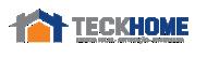 Logo Website Teck Home