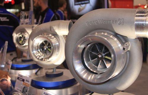 borgwarner turbo