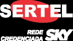 Logo Rodapé Sertel Sky