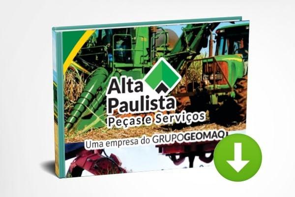 Imagem do Catálogo da Linha Verde