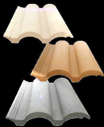 Coberture - Telhas de Cimento