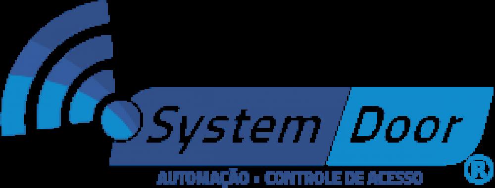 Logotipo System Door
