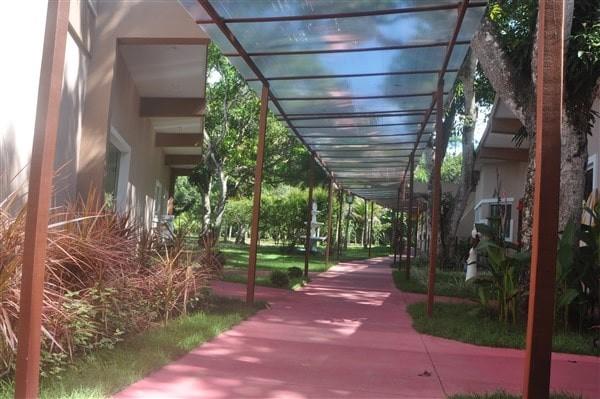 Estrutura Residence Sucupira