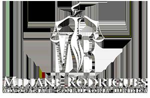 Logo Advocacia Miliane Rodrigues