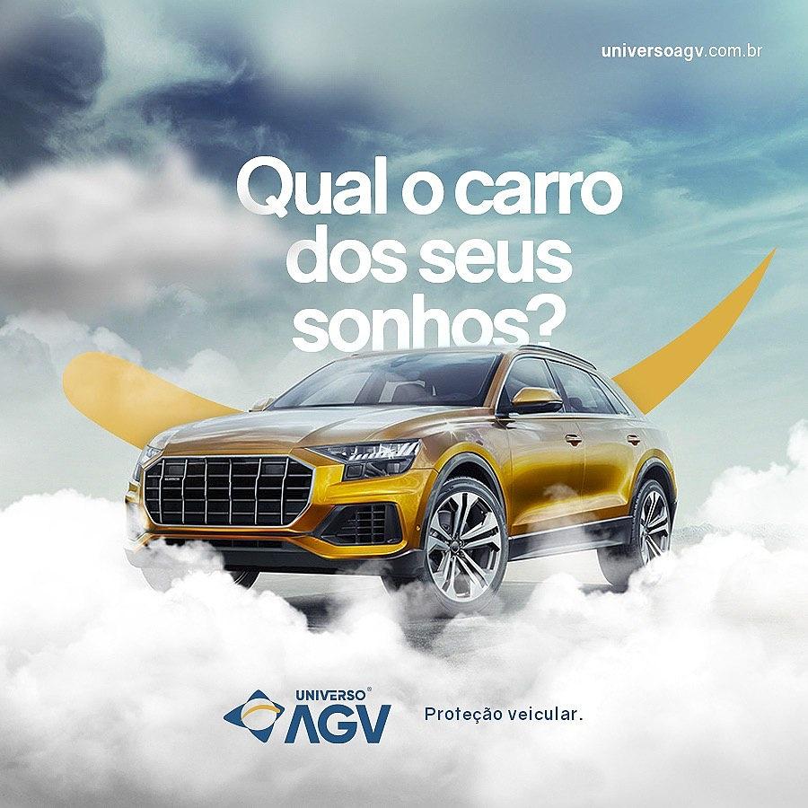 Qual o carro dos seus sonhos?