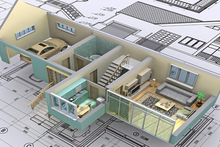 Imagem ilústritiva para o serviço de Projeto 3D
