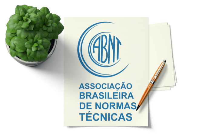 Logo ABNT - Certificados da Teodoro Engenharia
