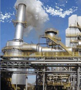 Imagem ilustrativa de equipamentos para caldeiras