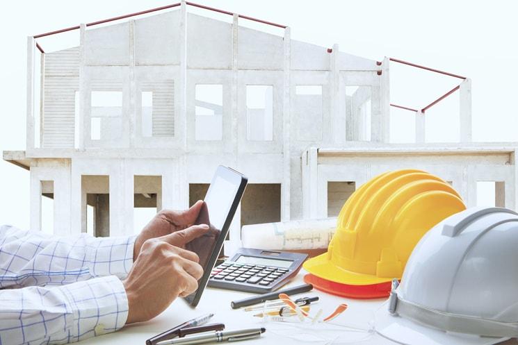 Imagem ilústritiva para o serviço de Administração e Acompanhamento de Obras
