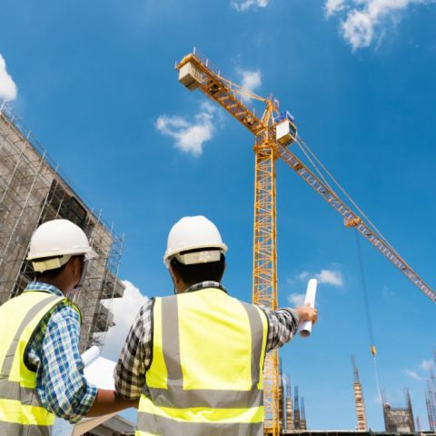 Trabalhador da construção civil