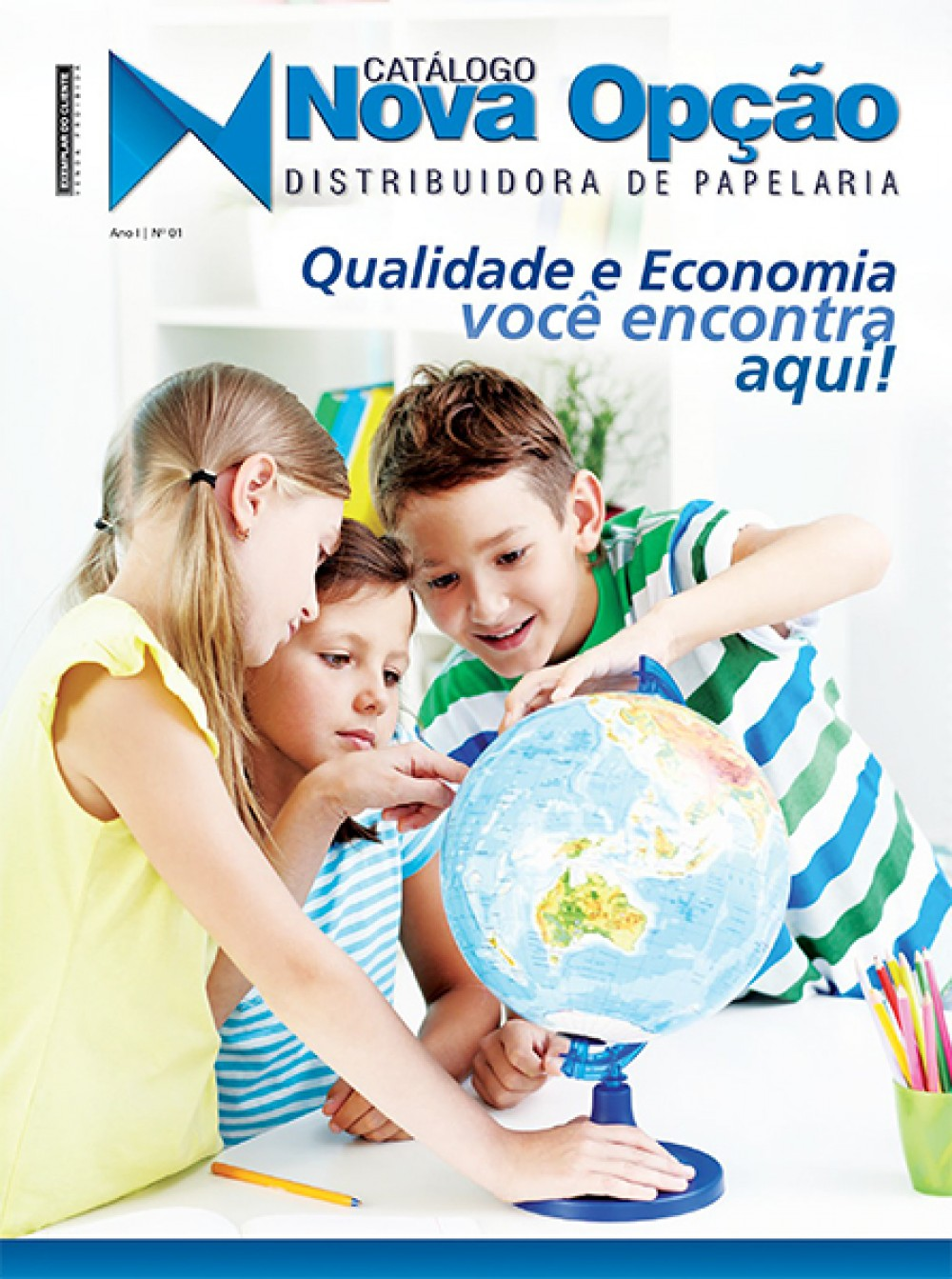 Catalogo Nova Opçao 1ano 2017