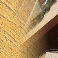 Textura em prédio