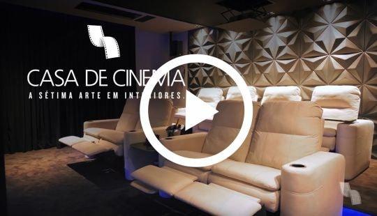 Cinema de Casa - Seja H3C