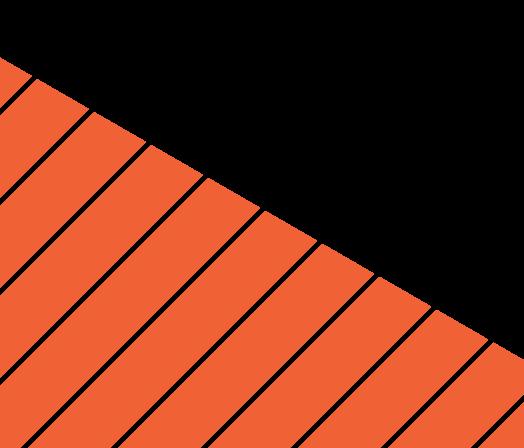 Imagem de um polígono laranja.