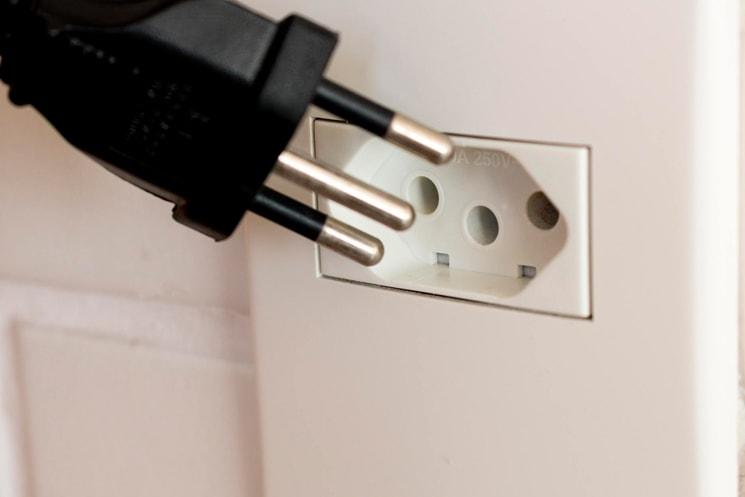 Imagem ilústritiva para o serviço de Projeto de Pontos Elétricos