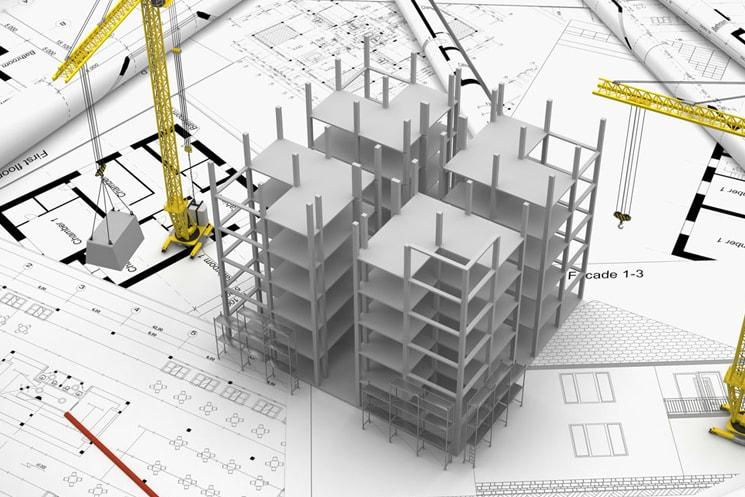 Imagem ilústritiva para o serviço de Projeto Estrutural
