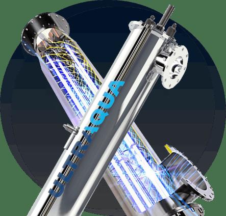 imagem ilustrativa de Sistema Ultravioleta ULTRAAQUA